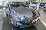 Hyundai Elantra. TEAL BLUE_СИНИЙ (TB5)