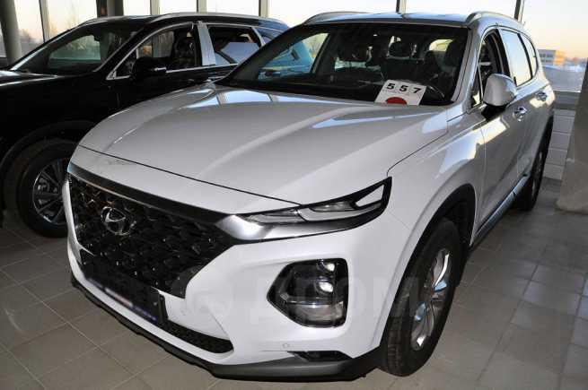 Hyundai Santa Fe, 2019 год, 2 519 000 руб.