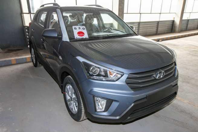 Hyundai Creta, 2019 год, 1 251 000 руб.