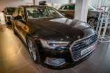 Audi A6. ЧЕРНЫЙ (BRILLIANT BLACK) (A2A2)