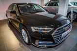 Audi A8. ЧЕРНЫЙ (BRILLIANT BLACK) (A2A2)