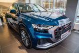 Audi Q8. AUDI EXCLUSIVE ARABLAU KRISTALLEFFEKT