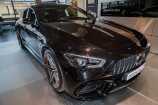 Mercedes-Benz AMG GT. ЧЕРНЫЙ МАГНЕТИТ МЕТАЛЛИК (183)
