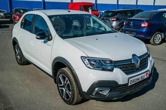 Renault Logan Stepway, 2018 год, 795 980 руб.