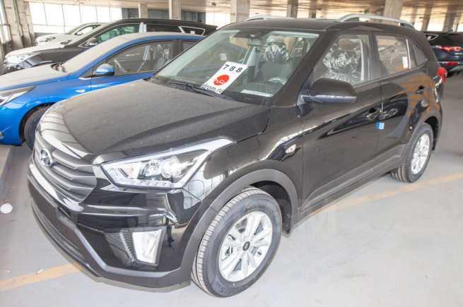 Hyundai Creta, 2019 год, 1 466 000 руб.