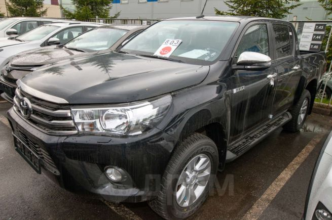 Toyota Hilux Pick Up, 2019 год, 2 625 000 руб.