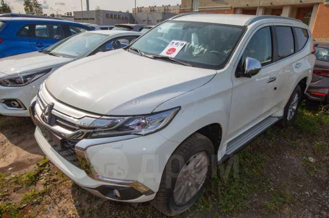 Mitsubishi Pajero Sport, 2018 год, 2 880 000 руб.
