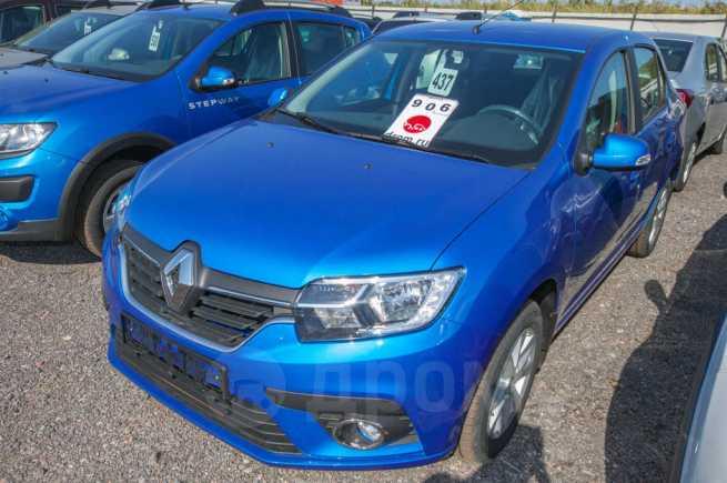Renault Logan, 2018 год, 675 821 руб.