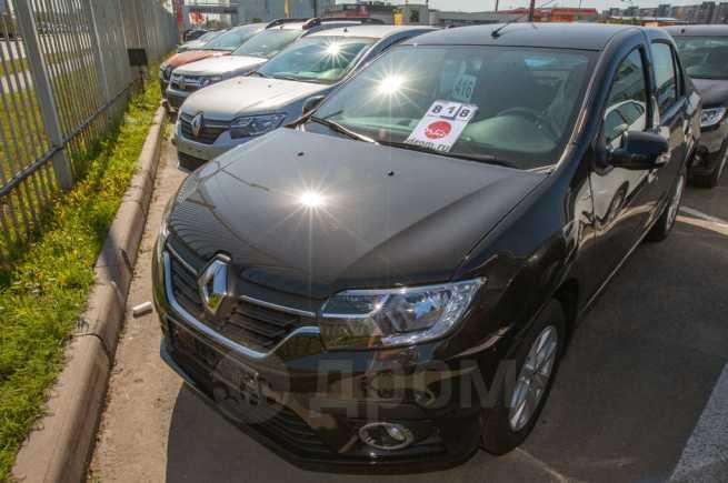 Renault Logan, 2018 год, 699 000 руб.