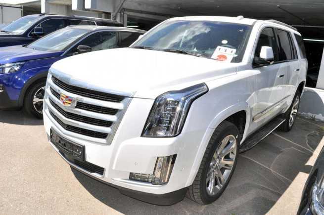 Cadillac Escalade, 2018 год, 5 420 000 руб.