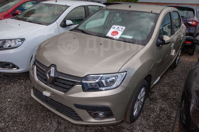 Renault Logan, 2018 год, 831 319 руб.