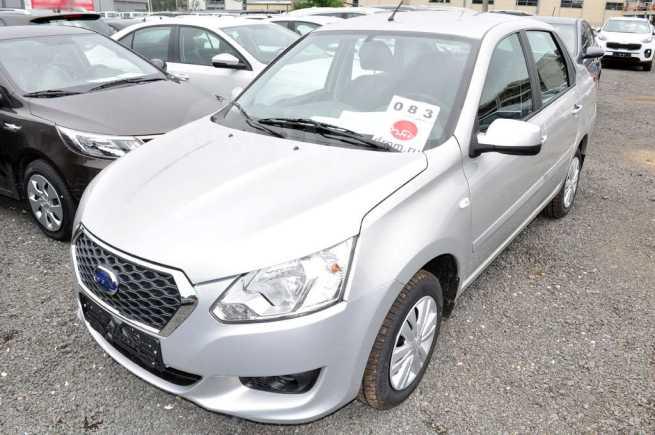 Datsun on-DO, 2018 год, 610 386 руб.