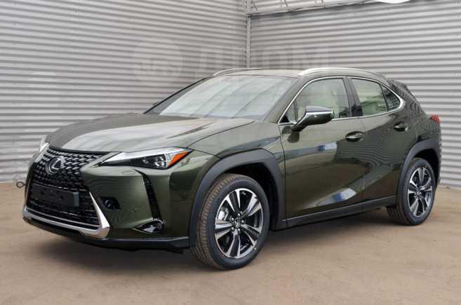 Lexus UX200, 2019 год, 2 894 000 руб.