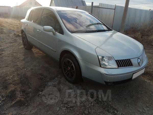 Renault Vel Satis, 2002 год, 220 000 руб.