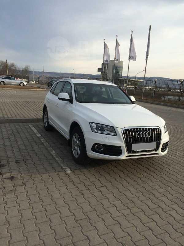 Audi Q5, 2014 год, 1 700 000 руб.
