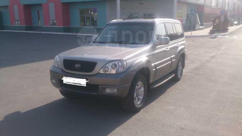 Hyundai Terracan, 2004 год, 485 000 руб.