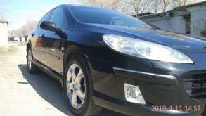 Орск Peugeot 407 2006