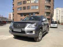 Новосибирск LX570 2011