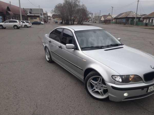 BMW 3-Series, 2003 год, 360 000 руб.