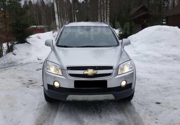 Chevrolet Captiva, 2007 год, 640 000 руб.