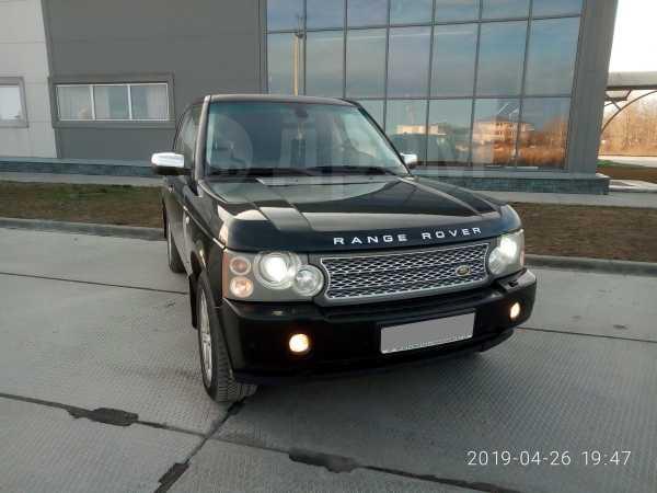 Land Rover Range Rover, 2007 год, 1 035 000 руб.