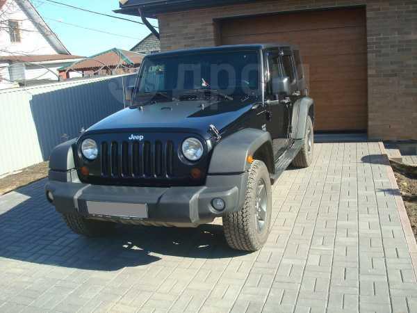 Jeep Wrangler, 2011 год, 1 699 000 руб.