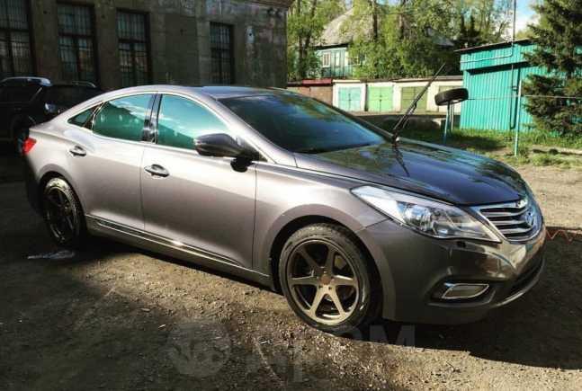 Hyundai Grandeur, 2012 год, 1 039 000 руб.