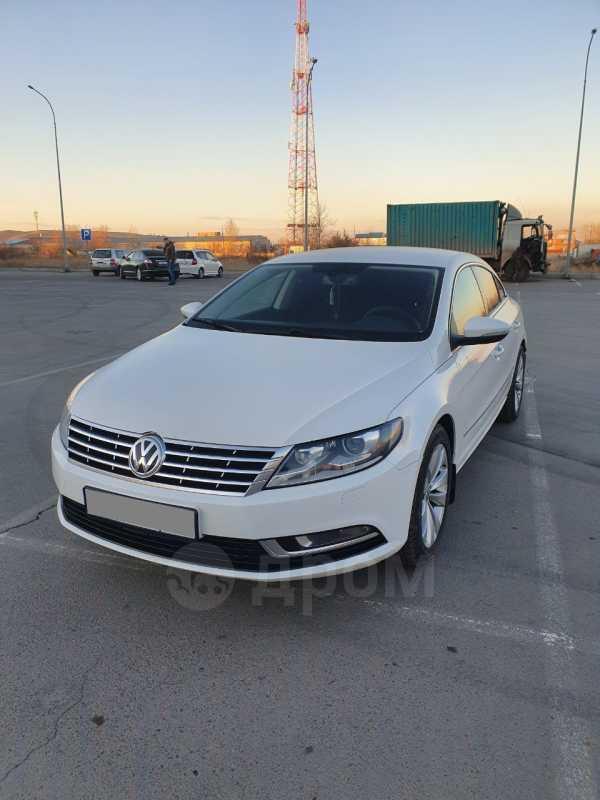 Volkswagen Passat CC, 2014 год, 970 000 руб.