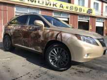 Владивосток RX350 2009