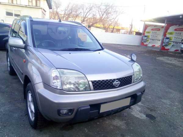 Nissan X-Trail, 2002 год, 422 000 руб.