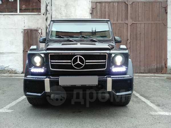 Mercedes-Benz G-Class, 1998 год, 1 199 000 руб.