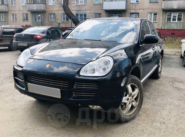 Porsche Cayenne, 2006 год, 700 000 руб.