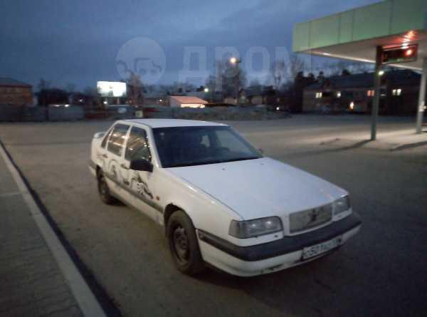Volvo 850, 1993 год, 125 000 руб.