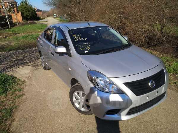 Nissan Tiida Latio, 2014 год, 585 000 руб.