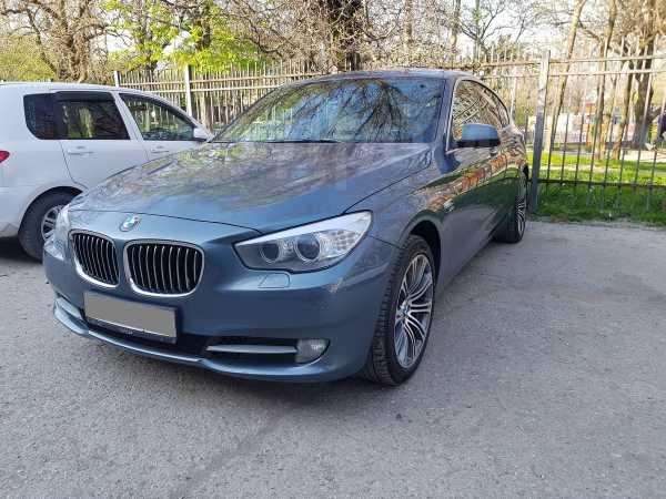 BMW 5-Series Gran Turismo, 2011 год, 1 000 000 руб.