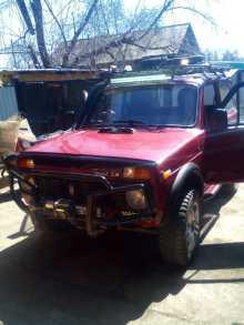 Красный Чикой 4x4 2121 Нива 1993