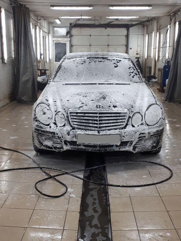 Mercedes-Benz E-Class, 2007 год, 750 000 руб.
