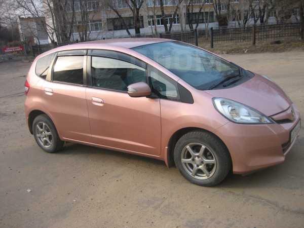 Honda Fit, 2012 год, 465 000 руб.