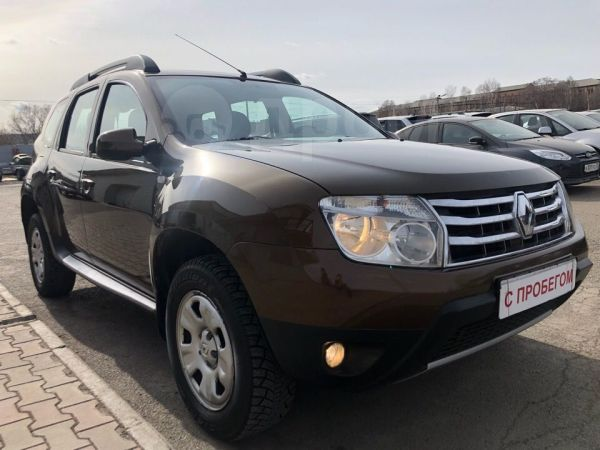 Renault Duster, 2012 год, 597 000 руб.