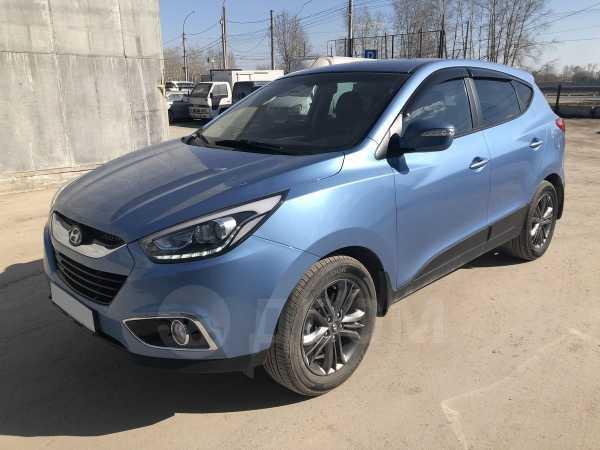 Hyundai ix35, 2015 год, 1 090 000 руб.