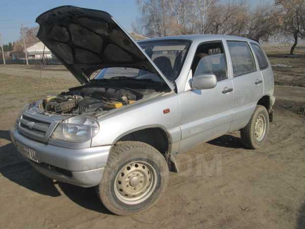Chevrolet Niva, 2001 год, 145 000 руб.