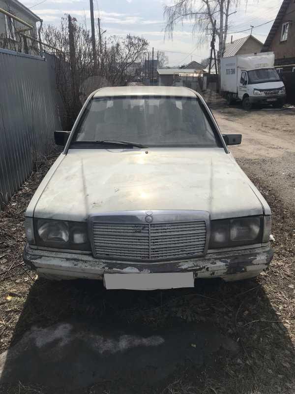 Mercedes-Benz 190, 1987 год, 65 000 руб.