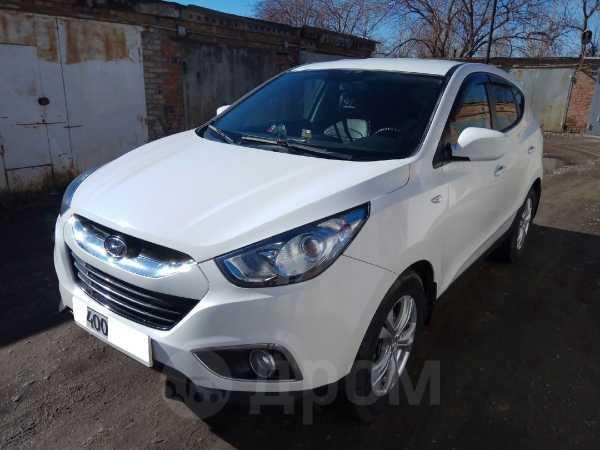Hyundai ix35, 2012 год, 805 000 руб.