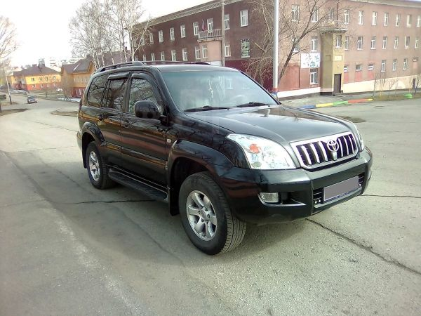 Toyota Land Cruiser Prado, 2003 год, 1 040 000 руб.