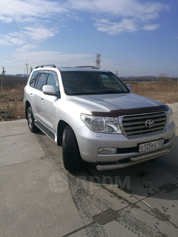 Toyota Land Cruiser, 2007 год, 1 650 000 руб.