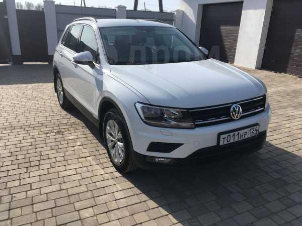 Volkswagen Tiguan, 2017 год, 1 320 000 руб.