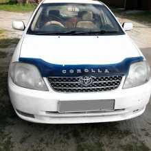 Троицкое Corolla 2002