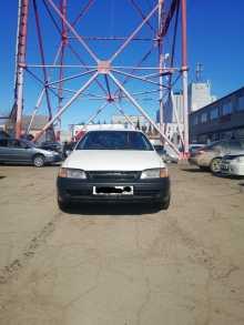 Новосибирск Caldina 1999