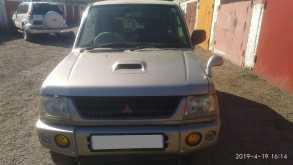 Уссурийск Pajero Mini 2003