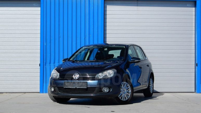 Volkswagen Golf, 2012 год, 519 196 руб.